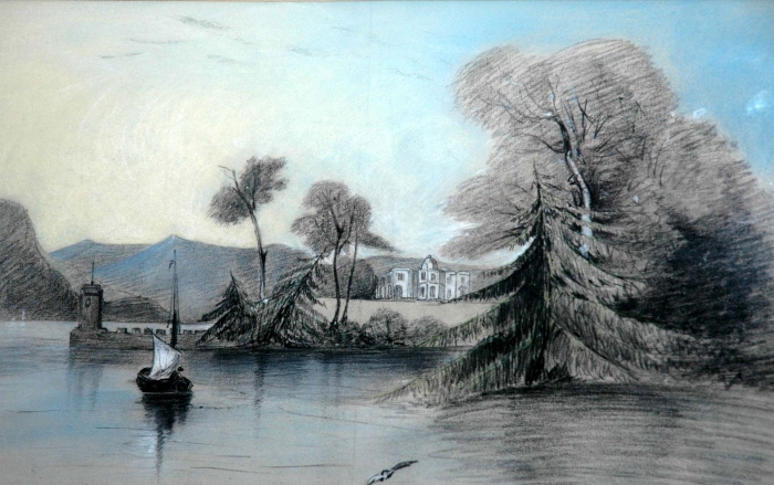 The House on the Loch